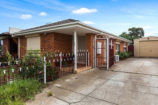 Picture of 25 Rye Court, DELAHEY VIC 3037