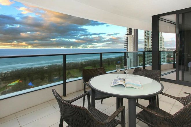 Picture of 11606/1 Oracle Boulevard, BROADBEACH QLD 4218