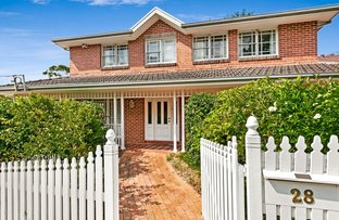 Picture of 28 Vale Street, Gordon NSW 2072