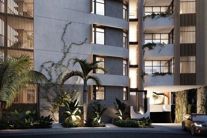 Picture of 401/8 Amersham Street, WEST END QLD 4101