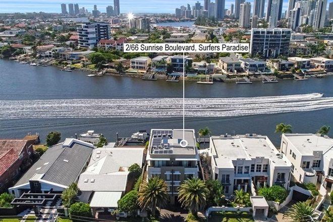 Picture of 66B Sunrise Boulevard, SURFERS PARADISE QLD 4217