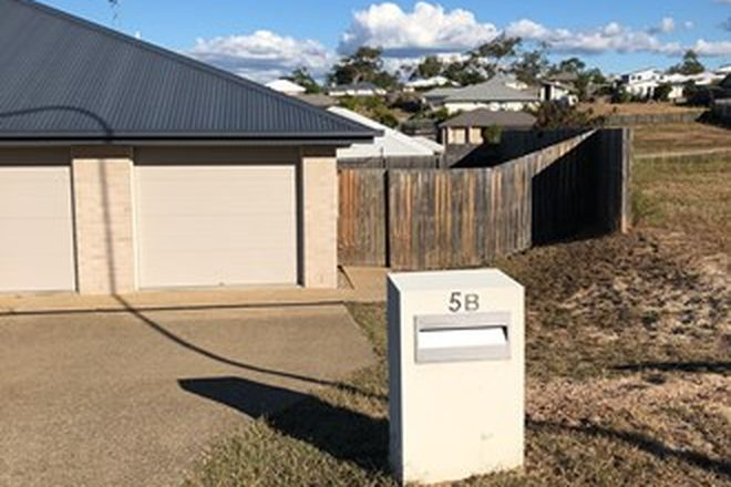 Picture of 2/5 Goodnight Place, NEW AUCKLAND QLD 4680