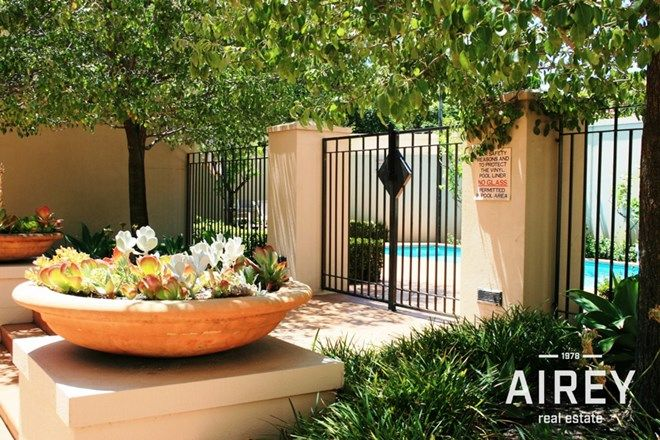 Picture of 6/47 Malcolm Street, WEST PERTH WA 6005
