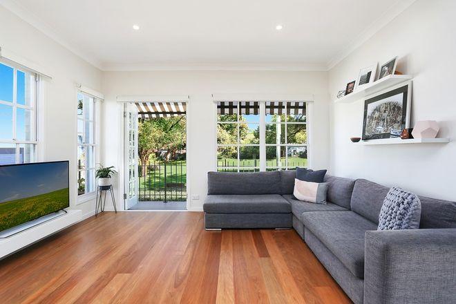 Picture of 3/59A MacKenzie Street, LEICHHARDT NSW 2040
