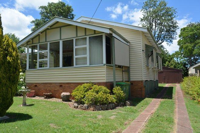 Picture of 14 Arthur Street, EAST TOOWOOMBA QLD 4350