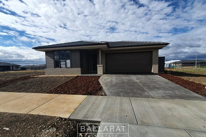 Picture of 10 Leitrim Street, ALFREDTON VIC 3350