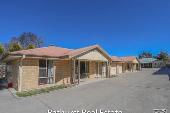 Picture of 2-5/357A Rankin Street, BATHURST NSW 2795