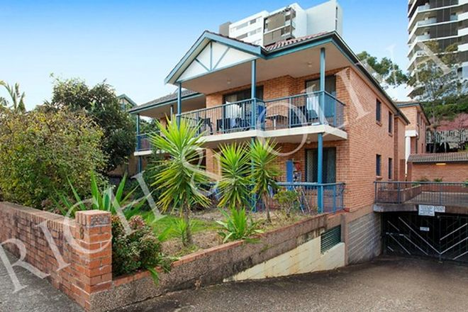 Picture of 12/8 - 10 Gloucester Avenue, BURWOOD NSW 2134