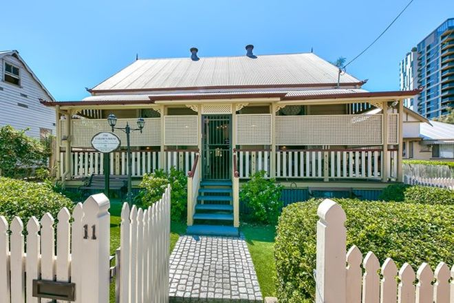 Picture of 11 Norfolk Road, SOUTH BRISBANE QLD 4101