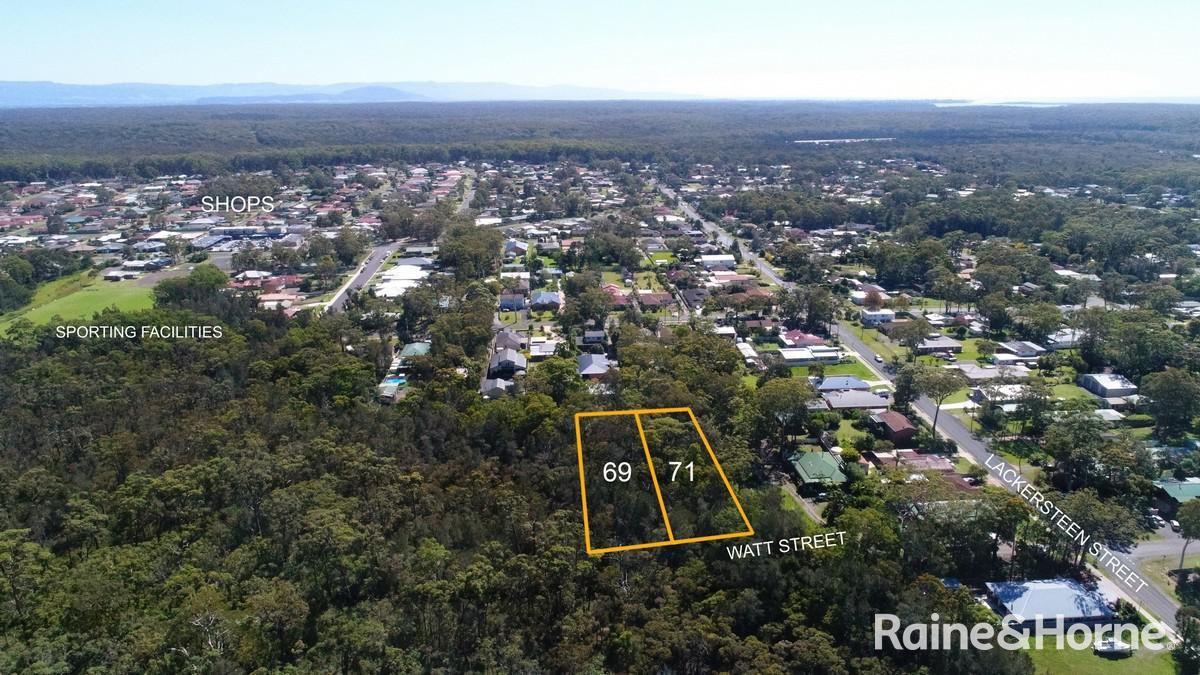 69 & 71 Watt Street, Callala Bay NSW 2540, Image 2