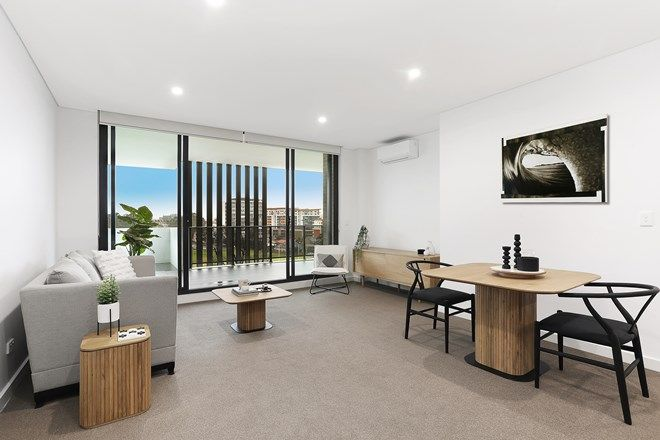 Picture of 505/30-36 Warby St, CAMPBELLTOWN NSW 2560