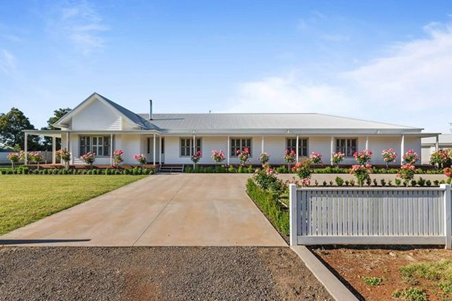 Picture of 27 Newlyn-Reservoir  Road, NEWLYN NORTH VIC 3364