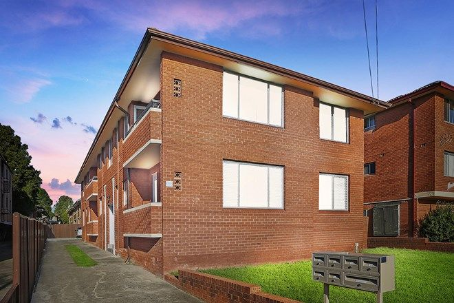 Picture of 1-6/31 Gibbons  Street, AUBURN NSW 2144