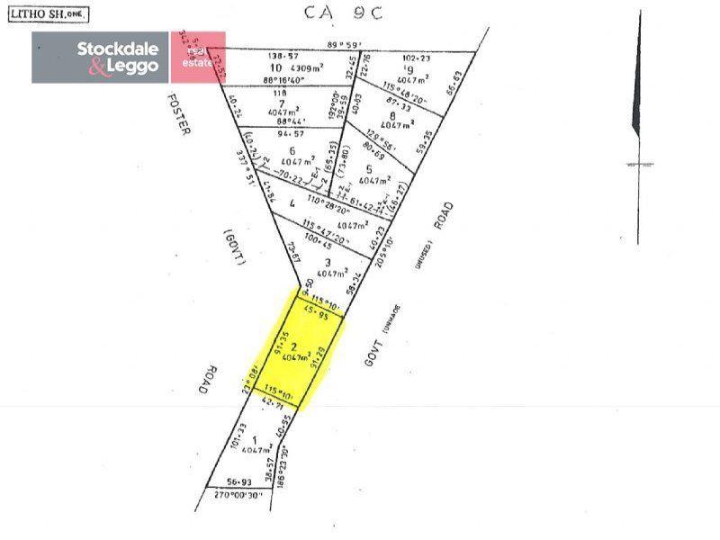 Lot 2 Foster Road, Boolarra VIC 3870, Image 1