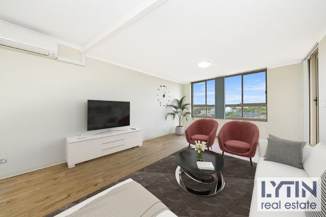 Picture of 177/14-16 Station Street, HOMEBUSH NSW 2140