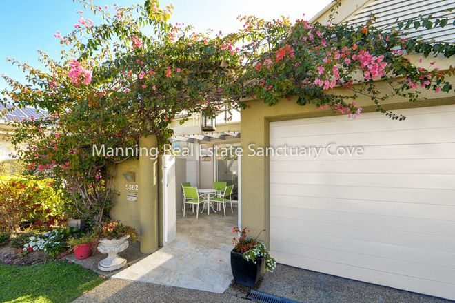 Picture of 5382 Bay Hill Terrace, SANCTUARY COVE QLD 4212