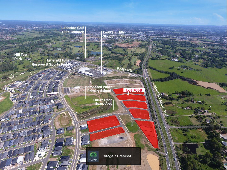 Lot 7058 (#17) Meadow Grass Circuit, Leppington NSW 2179, Image 1