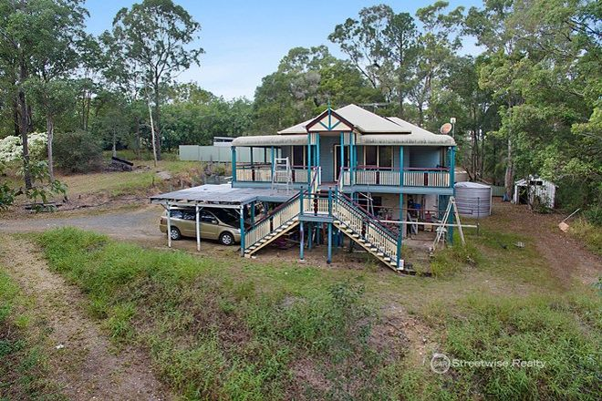 Picture of 1516 D'Aguilar Highway, BRACALBA QLD 4512