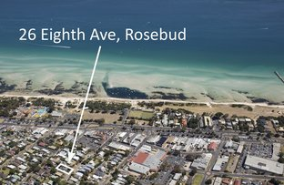 Picture of 26 Eighth Avenue, Rosebud VIC 3939