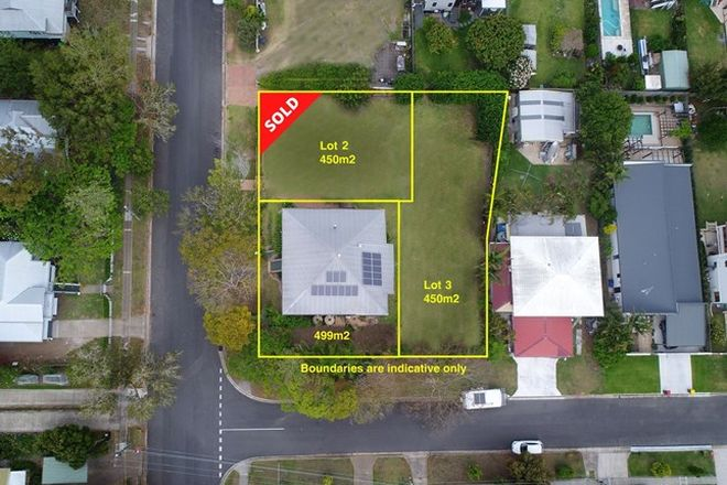 Picture of Lot 3, 98 Martindale Street, CORINDA QLD 4075