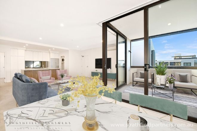Picture of 401/5 Powell  Street, HOMEBUSH NSW 2140