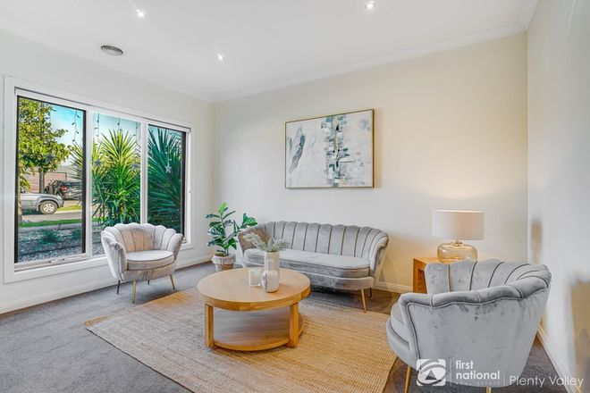Picture of 21 Songbird Crescent, SOUTH MORANG VIC 3752