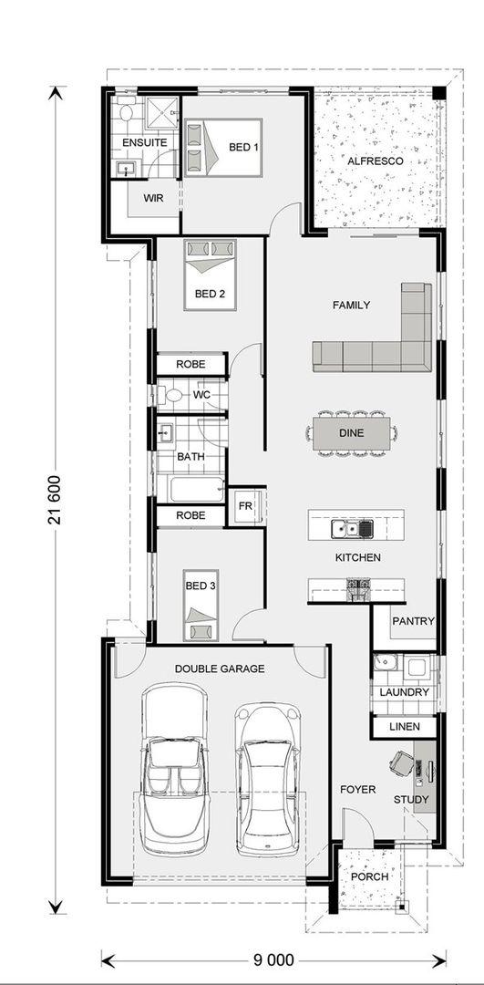Lot 114 Arroya Crt, Elliot Springs, Julago QLD 4816, Image 1
