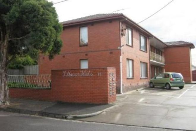 Picture of 6/77 Clauscen Street, FITZROY NORTH VIC 3068
