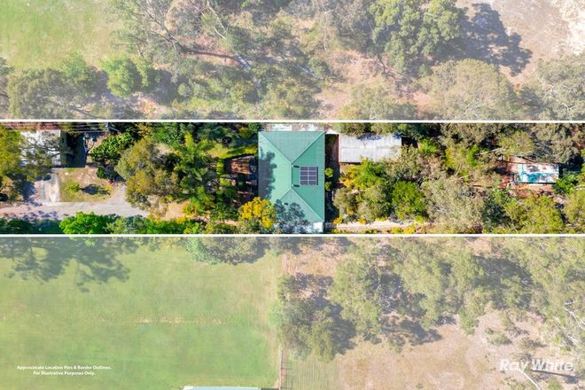 Picture of 208 Chambers Flat Road, WATERFORD WEST QLD 4133
