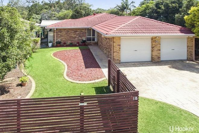 Picture of 18 Tuberose Place, CALAMVALE QLD 4116
