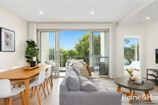 Picture of 301/6 Bay Street, BOTANY NSW 2019