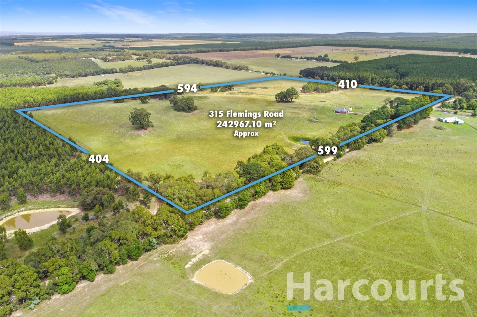315 Flemings Road, Grenville VIC 3352, Image 0