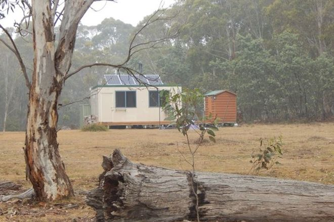 Picture of Lot 112 Old Bega Rd, STEEPLE FLAT NSW 2631
