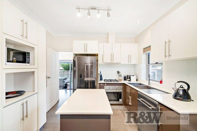 Picture of 21 NOBLE AVENUE, STRATHFIELD NSW 2135