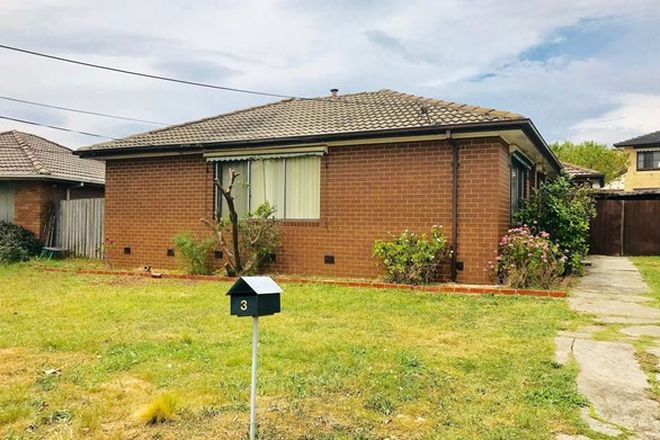 Picture of 3 Dundee Close, GLADSTONE PARK VIC 3043