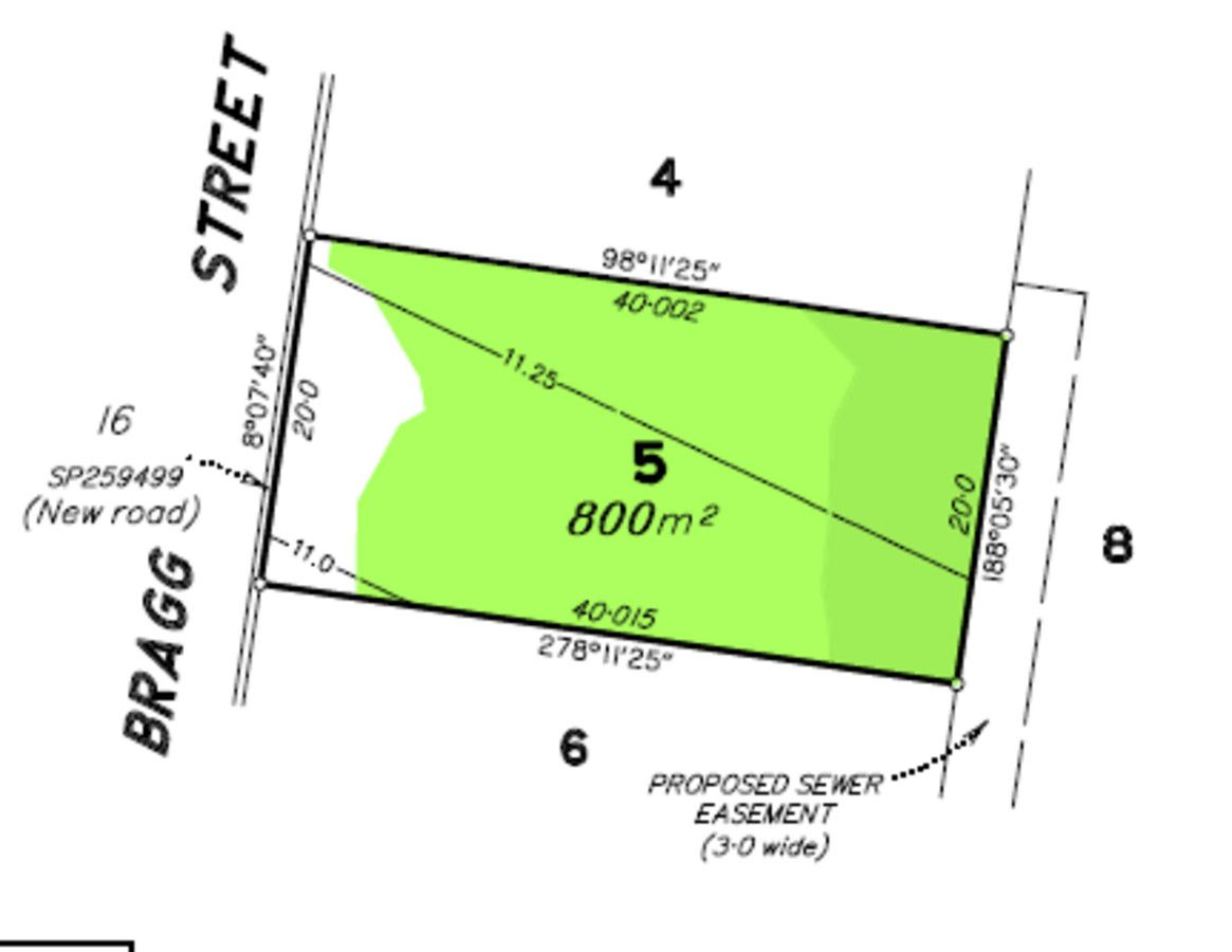 Lot 5 Bragg Street, Bundaberg East QLD 4670, Image 1