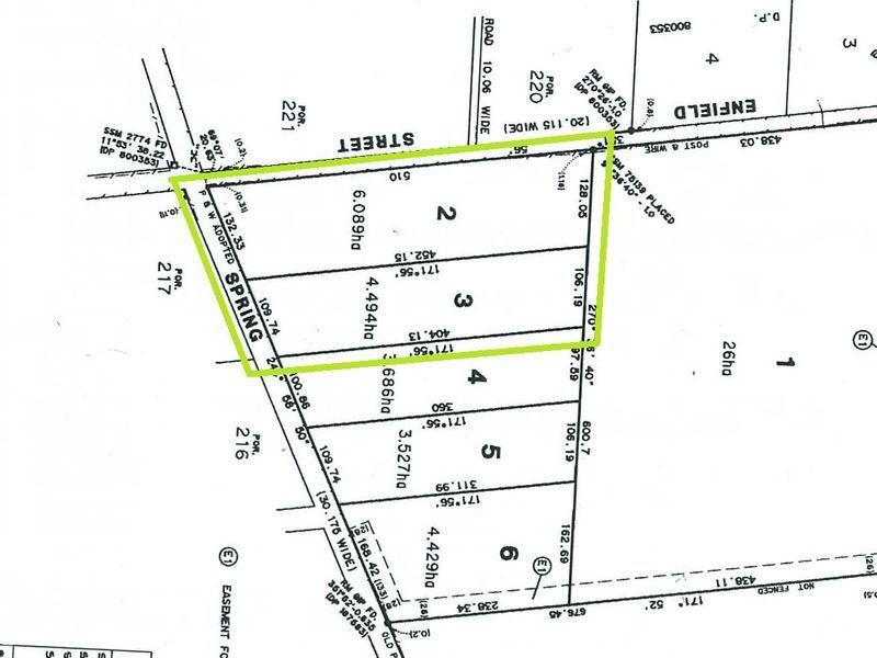 Lot , Lot 2 & 3 Spring Drive, Corowa NSW 2646, Image 0