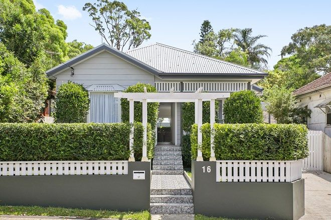 Picture of 16 Myrtle Street, NORTH BALGOWLAH NSW 2093