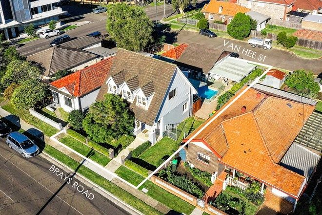 Picture of 50 Brays Road, CONCORD NSW 2137
