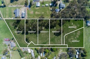 Picture of Lot 1-6 Olive Grove, Healesville VIC 3777