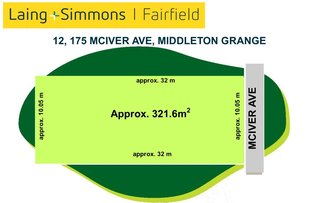 Picture of Lot 12 175 Mciver Avenue, Middleton Grange NSW 2171