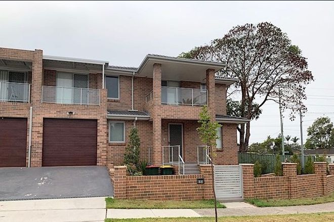 Picture of 3 vale street, WOODPARK NSW 2164