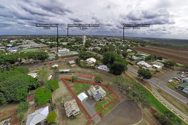 Picture of 2 Elizabeth Street, CHILDERS QLD 4660