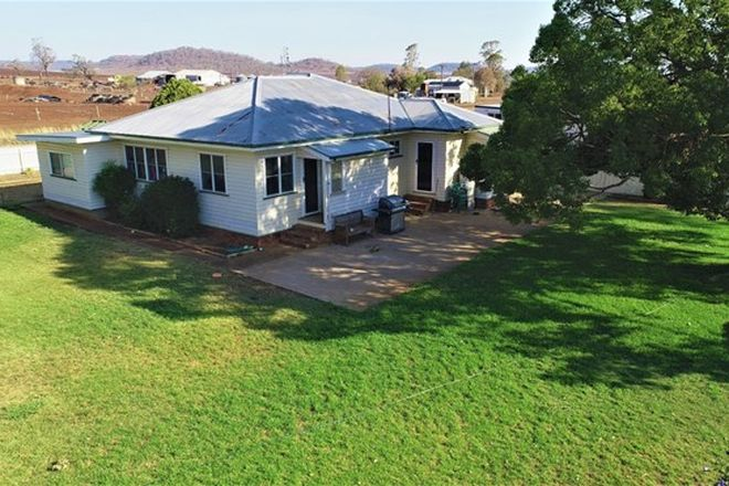 Picture of 93 Fiechtners Lane, BUDGEE QLD 4359