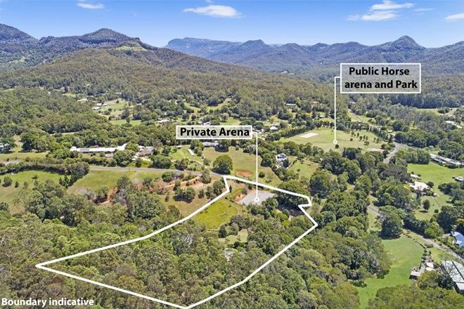 Picture of 39 Rusty Court, TALLEBUDGERA VALLEY QLD 4228
