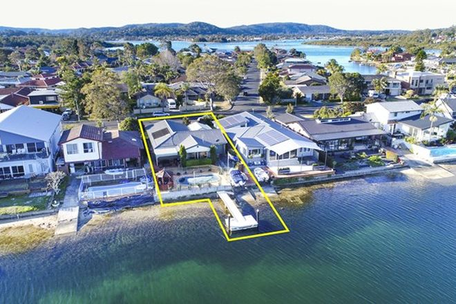 Picture of 64 Helmsman Blvd, ST HUBERTS ISLAND NSW 2257
