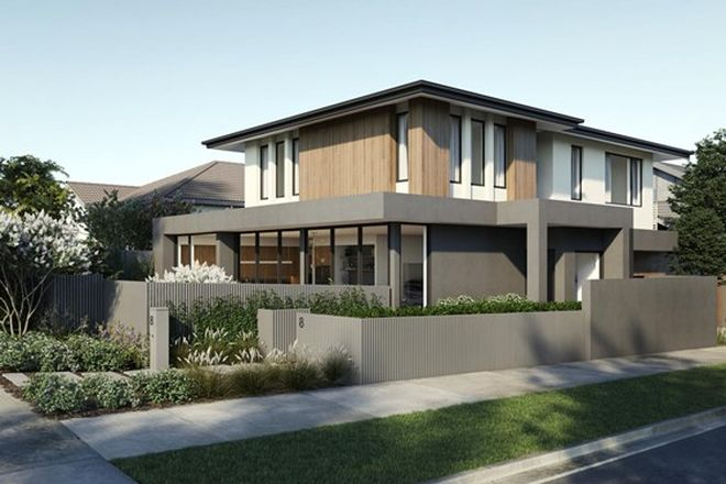 Picture of 8 Campbell Street, KEW VIC 3101