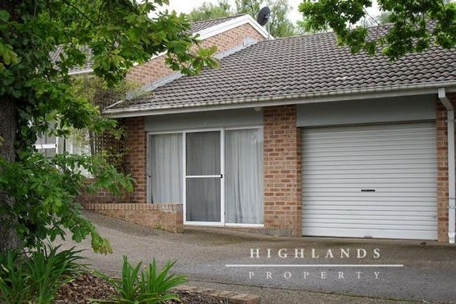 Picture of 5/28 Clarke Street, BOWRAL NSW 2576