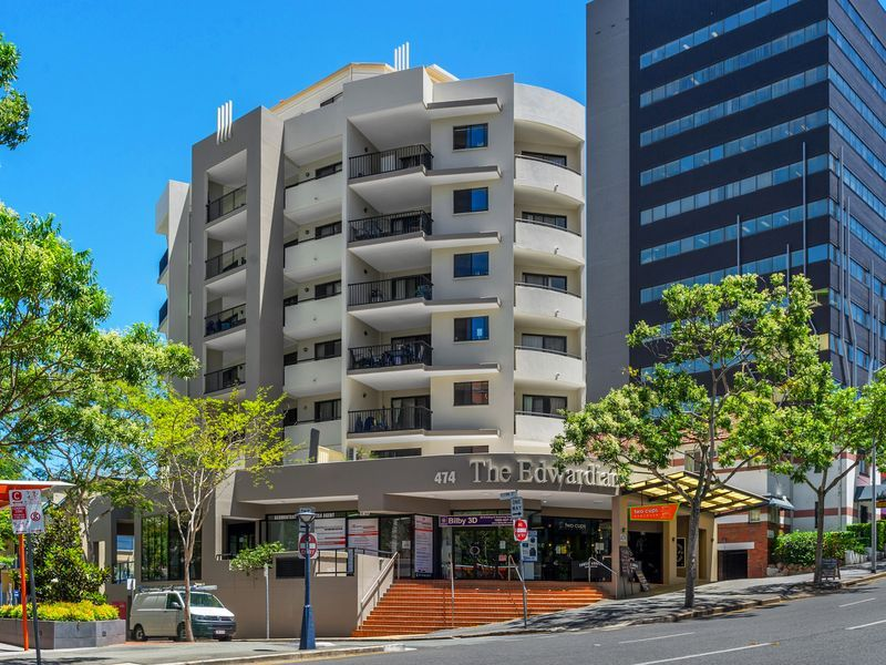 18/474 Upper Edward Street, Spring Hill QLD 4000, Image 0