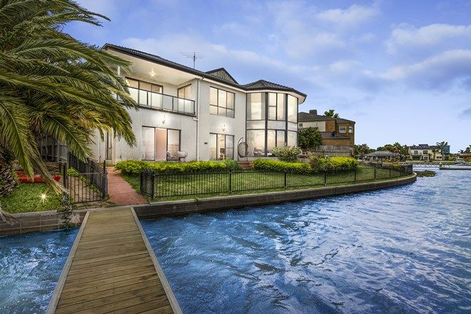 Picture of 26 Palm Island Court, PATTERSON LAKES VIC 3197